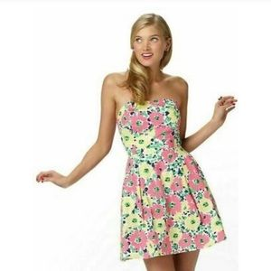 Lilly Pulitzer Felicity Doodlebug Daisy Mini Dress